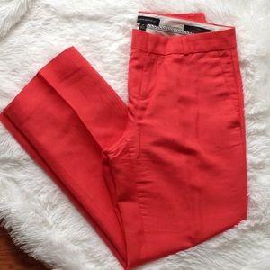 BR☆Coral Linen Pant
